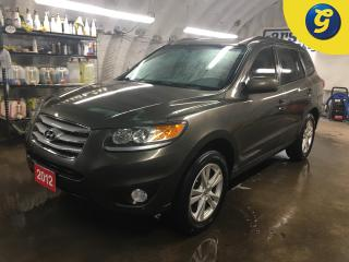 Used 2012 Hyundai Santa Fe GLS*SUNROOF*HEATED SEATS*PHONE CONNECT*HEATED SEATS*FOG LIGHTS*HILL DECENT CONTROL*CLIMATE CONTROL*CRUISE AND TRACTION CONTROL*TELESCOPIC STEERING WHE for sale in Cambridge, ON