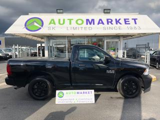 Used 2013 Dodge Ram 1500 Tradesman Regular Cab SWB 2WD for sale in Langley, BC