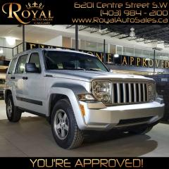 Used 2011 Jeep Liberty Sport *PRICE REDUCED* for sale in Calgary, AB