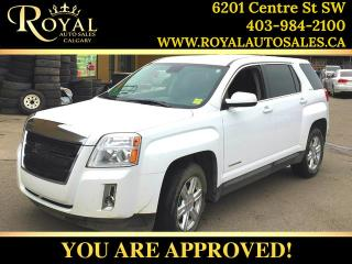 Used 2014 GMC Terrain SLE for sale in Calgary, AB