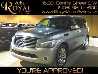 Used 2011 Infiniti QX56 for sale in Calgary, AB