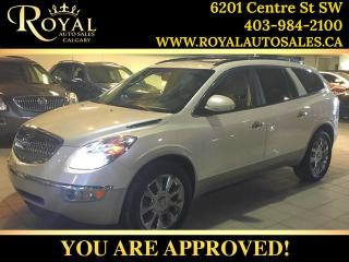 Used 2012 Buick Enclave CXL2 for sale in Calgary, AB