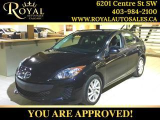 Used 2013 Mazda MAZDA3 GS-SKY for sale in Calgary, AB