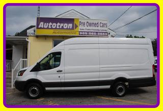 Used 2017 Ford TRANSIT-250 EXTENDED, High Roof, Loaded for sale in Woodbridge, ON