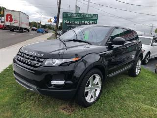 Used 2015 Land Rover Range Rover Evoque Pure Plus for sale in Burlington, ON