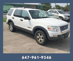 Used 2006 Ford Explorer XLT 4WD for sale in Mississauga, ON