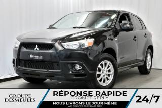 Used 2012 Mitsubishi RVR CE + AWD + ÉCONOMIQUE **WOW** for sale in Laval, QC