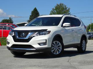 Used 2018 Nissan Rogue SV FWD + 3 014 KM + CAMÉRA + BLUETOOTH for sale in Sherbrooke, QC