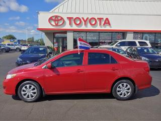 Used 2009 Toyota Corolla S for sale in Cambridge, ON