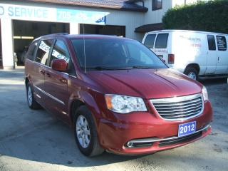 Used 2012 Chrysler Town & Country Touring, Stow N Go Seating, Nav. for sale in Beaverton, ON
