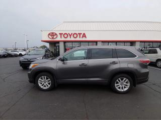 Used 2016 Toyota Highlander LE for sale in Cambridge, ON