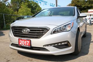 Used 2017 Hyundai Sonata 2.4L GL BACKUP CAM ACCIDENT FREE for sale in Brampton, ON