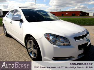 Used 2010 Chevrolet Malibu LT - Platinum Edition - 2.4L for sale in Woodbridge, ON