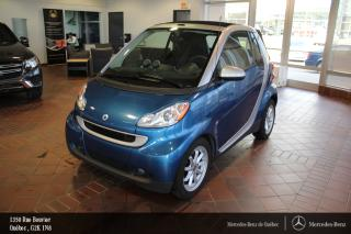 Used 2009 Smart fortwo Passion Cabriolet for sale in Québec, QC