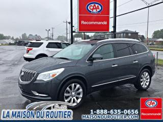 Used 2014 Buick Enclave En Cuir for sale in Lévis, QC