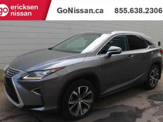 Used 2016 Lexus RX 350 NAVIGATION, LEATHER, HEATS, AWD, PANORAMIC SUNROOF for sale in Edmonton, AB