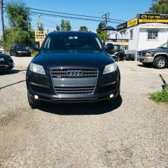 Used 2009 Audi Q7 FULLY LOADED PREMIUM 4 brand new Tires for sale in Toronto, ON