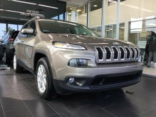 Used 2016 Jeep Cherokee NORTH, ACCIDENT FREE, BLUETOOTH for sale in Edmonton, AB