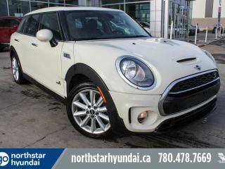 Used 2017 MINI Cooper Clubman CLUBMAN S/AWD/LEATHER/SUNROOF for sale in Edmonton, AB