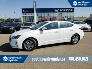 New 2019 Hyundai Elantra Preferred w/ Sun & Safety Package - 2.0L Sunroof, Lane Departure/Keep Assist, Push Button for sale in Edmonton, AB