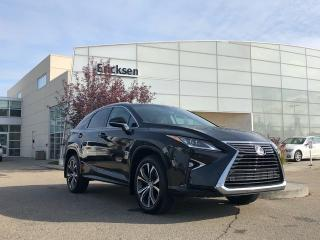 Used 2016 Lexus RX 350 2ND SET OF TIRES AND RIMS/HEATED AND COOLED SEATS/ALL WHEEL DRIVE for sale in Edmonton, AB