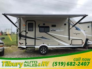 New 2019 Forest River Coachmen Freedom Express 19 FBS PILOT. NEW RV LINE UP. for sale in Tilbury, ON