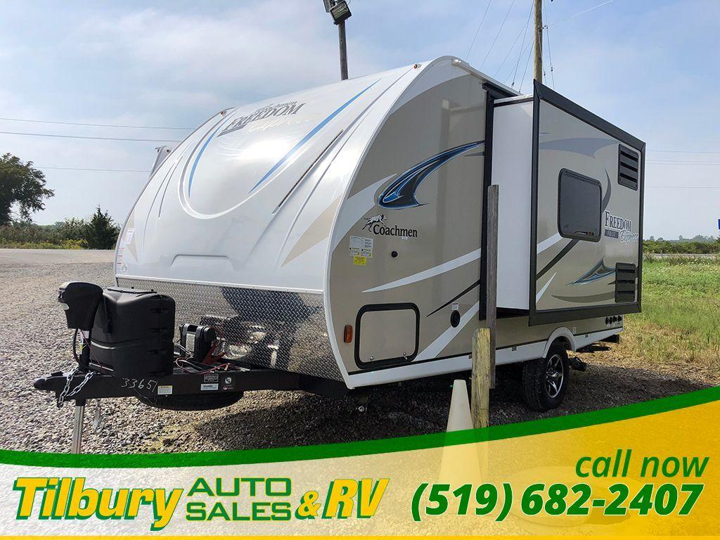 2019 Coachmen RV Freedom Express Pilot 19RKS