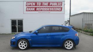 Used 2013 Subaru Impreza WRX Limited for sale in Toronto, ON