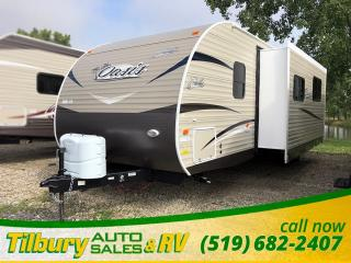 New 2019 Forest River SHASTA OASIS 31OK OUTDOOR KITCHEN. BUNK HOUSE. for sale in Tilbury, ON
