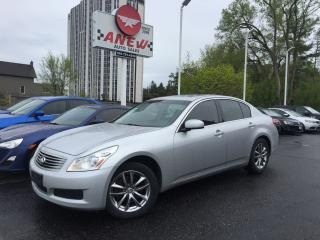 Used 2007 Infiniti G35X Luxury for sale in Cambridge, ON