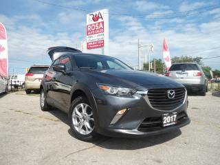 Used 2017 Mazda CX-3 GS for sale in Oakville, ON