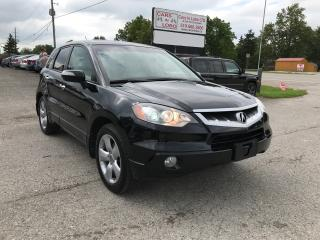 Used 2007 Acura RDX for sale in Komoka, ON