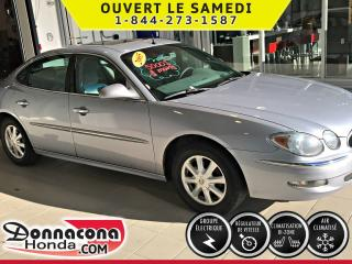 Used 2005 Buick Allure CXL ***BAS MILLAGE*** for sale in Donnacona, QC