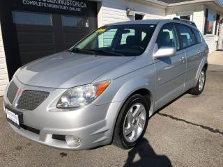 Used 2005 Pontiac Vibe for sale in Kingston, ON