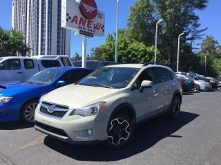Used 2014 Subaru XV Crosstrek 2.0i w/Sport Pkg for sale in Cambridge, ON