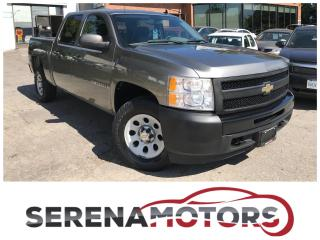 Used 2009 Chevrolet Silverado 1500 WT | 4X4 | CREW CAB | 6 PASSENGERS | for sale in Mississauga, ON