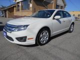 Photo of Pearl White 2011 Ford Fusion