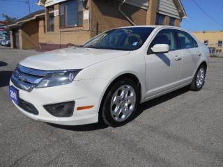 Used 2011 Ford Fusion SE 2.5L 4Cylinder Automatic Certified ONLY 95,000K for sale in Etobicoke, ON