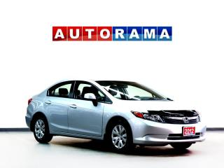 Used 2012 Honda Civic EX SUNROOF for sale in Toronto, ON