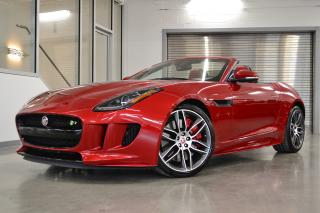Used 2016 Jaguar F-Type V8 for sale in Laval, QC