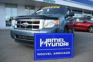 Used 2012 Ford Escape XLT for sale in St-eustache, QC