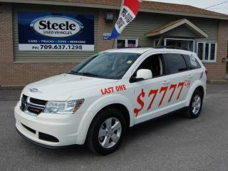 Used 2017 Dodge Journey SE Plus for sale in Corner Brook, NL