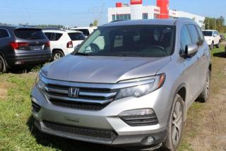 Used 2017 Honda Pilot Touring Gar., Cuir for sale in St-Nicolas, QC