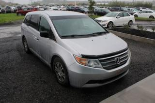 Used 2012 Honda Odyssey Ex Dvd Dvd, 8 for sale in St-Nicolas, QC