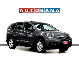 Used 2014 Honda CR-V EX BACKUP CAMERA SUNROOF 4WD for sale in Toronto, ON