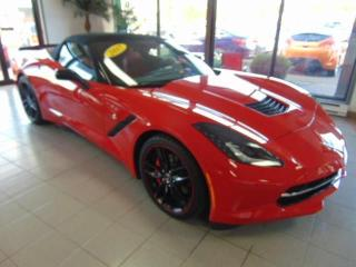 Used 2017 Chevrolet Corvette Convertible for sale in Châteauguay, QC