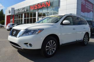 Used 2014 Nissan Pathfinder Sl A/c for sale in St-Jérôme, QC