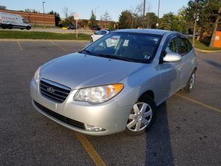 Used 2007 Hyundai Elantra GL for sale in Mississauga, ON