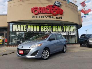 Used 2013 Mazda MAZDA5 GS KEYLESS ENTRY, ALLOY WHEELS for sale in Toronto, ON