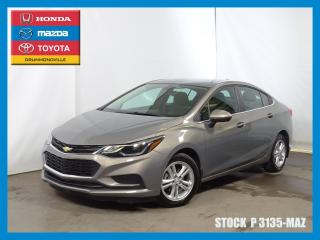 Used 2017 Chevrolet Cruze Lt|grosse for sale in Drummondville, QC